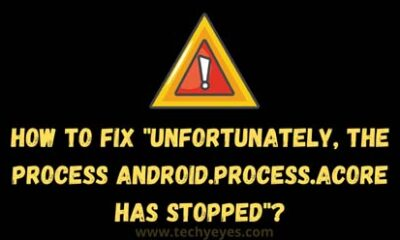 """""""Unfortunately the process android.process.acore has stopped"""""""
