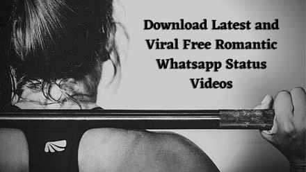 Romantic Whatsapp Status Videos