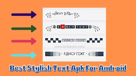 Stylish Text Apk